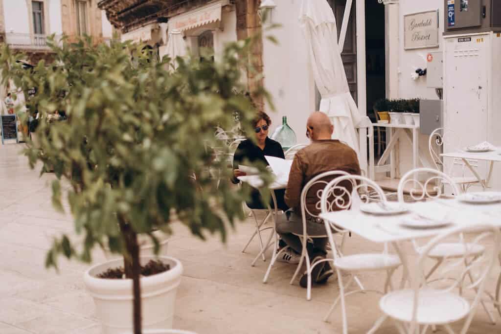 отдых в Апулии Италия