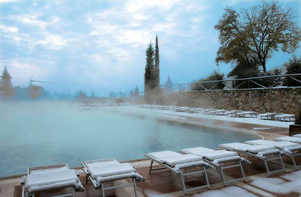 Italian thermal resorts
