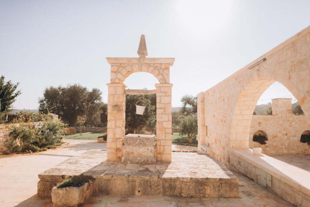 MASSeria in puglia where to to stay