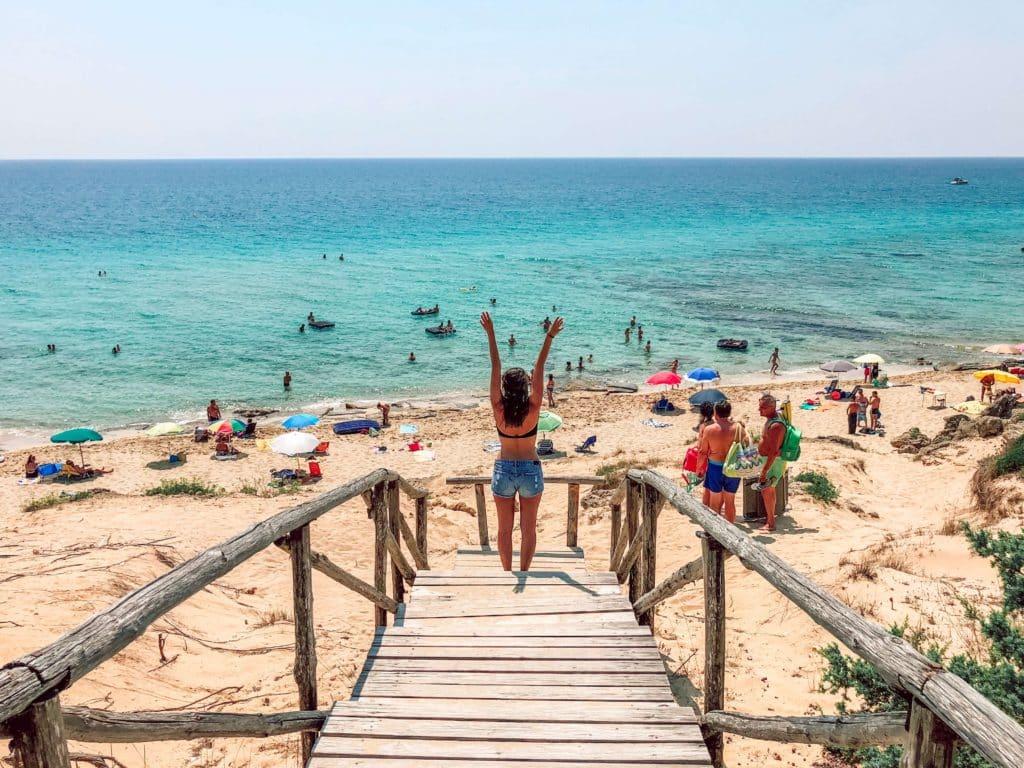 Puglia beaches