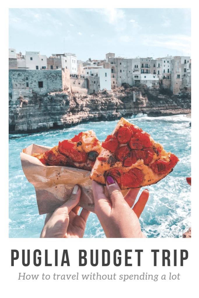 Puglia low budget trip