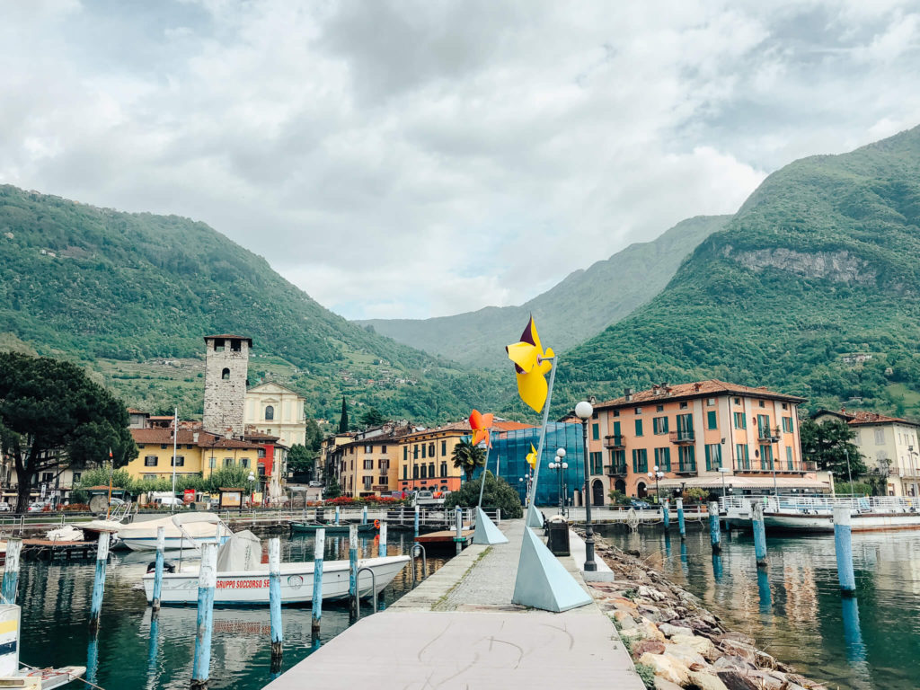 Iseo lake italy where to go