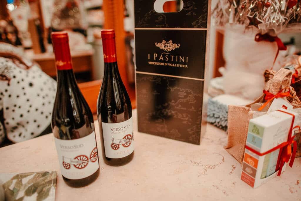 3 итальянских вина Апулия до 300 грн на Новогодний стол