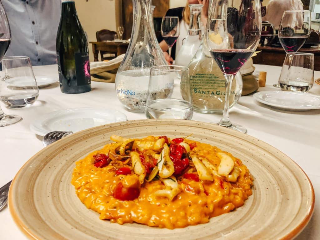 Borgo santa giulia restaurants Lombardy
